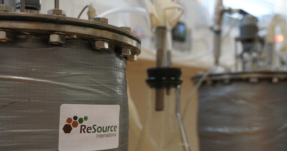 Biogas reactors