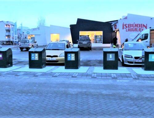 Standardisering av märkning av avfall på Island
