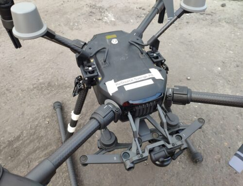 ReSource is compliant for drone operations across Europe