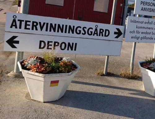 Landfill measurement campaign in Sweden